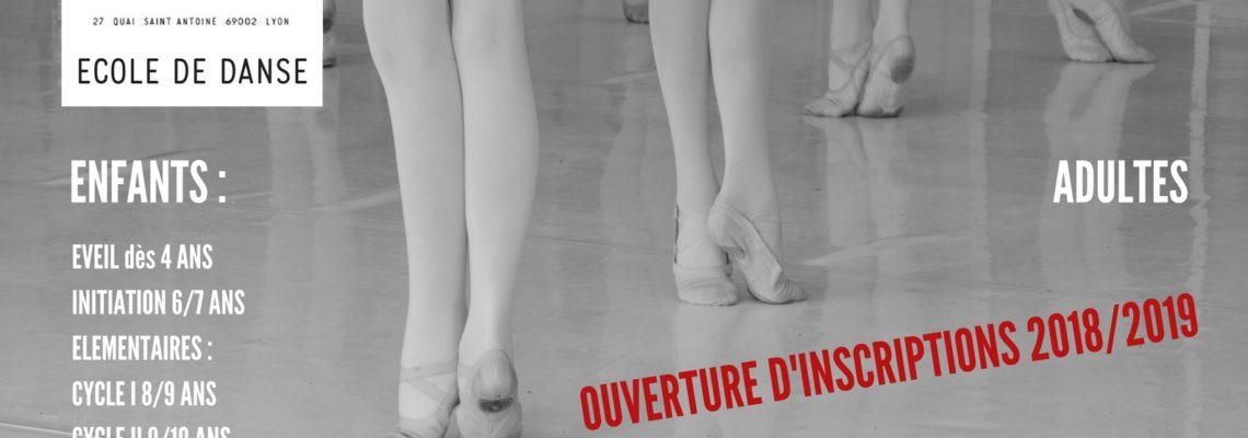 Cours de danse Lyon