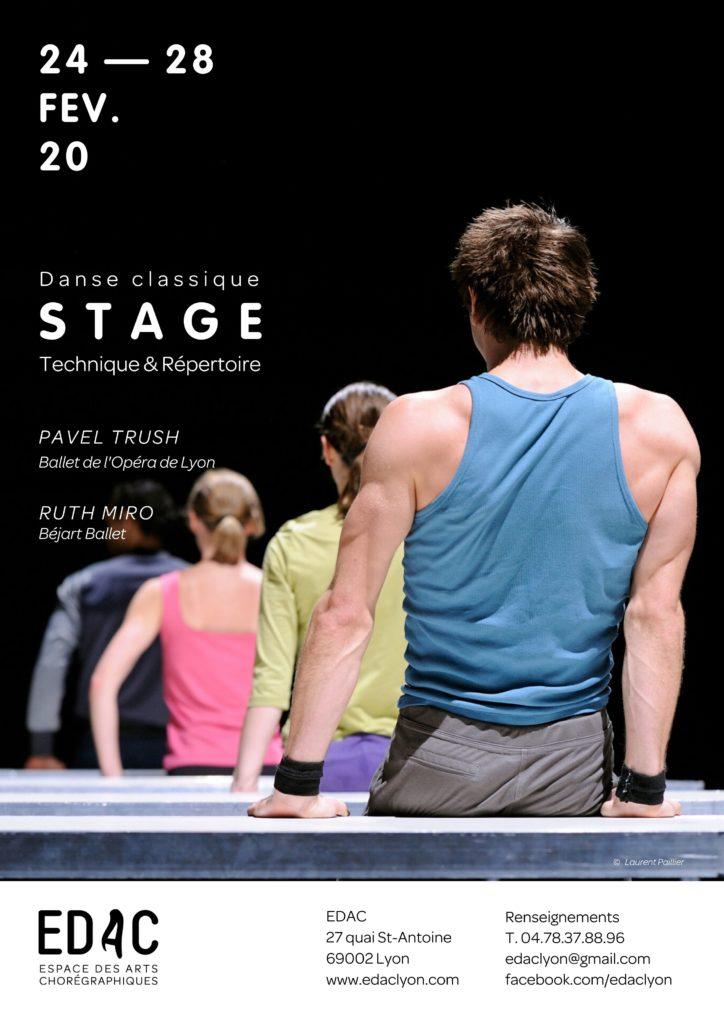 Danse classiques william forsythe ballet danse contemporaine école de danse Lyon