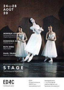 Monique Loudières Opéra de Paris danseuse étoile stage de danse classique lyon
