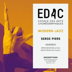danse jade moderne-jazz contempo-jazz cours de danse serge piers Danse Serge Piers école de danse adultes enfants